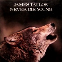 "JAMES TAYLOR - NEVER DIE YOUNG ""BRA"""