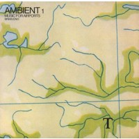 "BRIAN ENO - AMBIENT: MUSIC FOR AIRPORTS ""BRA"""