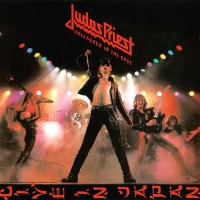 "JUDAS PRIEST - UNLEASHED IN THE EAST/LIVE IN JAPAN ""BRA"""