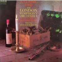 "A CLASSIC CASE - THE LONDON SYMPHONY ORCHESTRA PLAYS THE MUSIC OF JETHRO TULL ""BRA"""