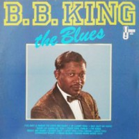 B. B. KING - THE BLUES  ''BRA''