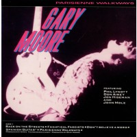 "GARY MOORE - PARISIENNE WALKAWAYS ""BRA"""