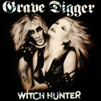 "GRAVE DIGGER - WITCH HUNTER ""BRA"""