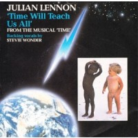 "JULIAN LENNON - TIME WILL TEACH US ALL ""BRA"""