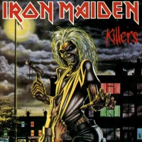 "IRON MAIDEN - KILLERS  ""BRA"""