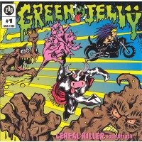 "GREEN JELLY - CEREAL KILLER ""BRA"""