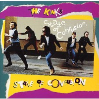 "KINKS  - STATE OF CONFUSION ""BRA"""