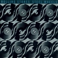 "ROLLING STONES - STEEL WHEELS ""BRA"""