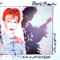 """DAVID BOWIE - SCARY MONSTERS (AND SUPER...) """"BRA"""""""
