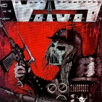 "VOIVOD - WAR AND PAIN ""BRA"""
