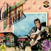 "CARL PERKINS -  ROCKING GUITARMAN ""BRA"""