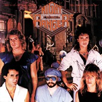 "NIGHT RANGER -  MIDNIGHT MADNESS ""BRA"""