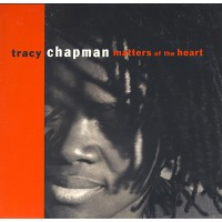 "TRACY CHAPMAN - MATTERS OF THE HEART ""BRA"""