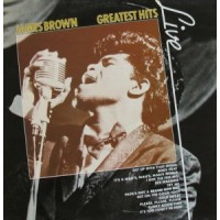 "JAMES BROWN - GREATEST HITS (LIVE) ""BRA"""