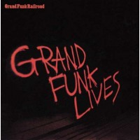 "GRAND FUNK RAILROAD - GRAND FUNK LIVE ""BRA"""