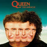 "QUEEN - THE MIRACLE ""BRA"""