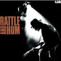 "U 2 - RATTLE AND HUM ""BRA"""