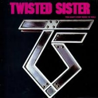 """TWISTED SISTER- YOU CAN'T STOP ROCK 'N' ROLL """"BRA"""""""