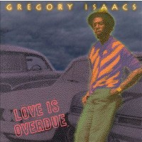 "GREGORY ISAACS - LOVE IS OVERDUE ""BRA"""