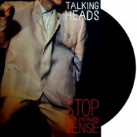 "TALKING HEADS - STOP MAKING SENSE  ""BRA"""