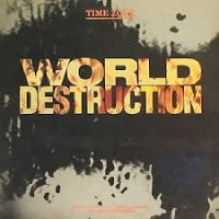 "JOHN LYDON - TIME ZONE / WORLD DESTRUCTION ""BRA"""