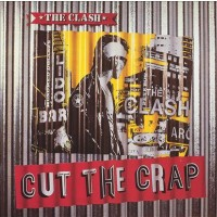 "CLASH - CUT THE CRAP ""BRA"""