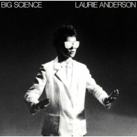 "LAURIE ANDERSON  - BIG SCIENCE ""BRA"""