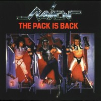 """RAVEN - THE PACK IS BACK """"BRA"""""""