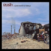 "RUSH - A FAREWELL TO KINGS ""BRA"""