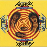 ANTHRAX - STATE OF EUPHORIA  ''BRA''