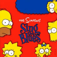 "VARIOS - THE SIMPSONS SING THE BLUES ""BRA"""