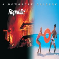 "NEW ORDER -  REPUBLIC ""BRA"""