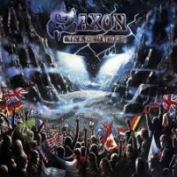 "SAXON - ROCK THE NATIONS ""BRA"""