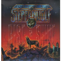 "STEPPENWOLF & JOHN KAY - RISE & SHINE ""BRA"""