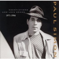"PAUL SIMON - NEGOTIATIONS AND LOVE SONGS ""BRA"""