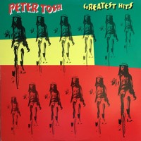 "PETER TOSH -  GREATEST HITS ""BRA"""