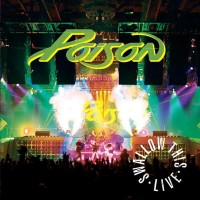 "POISON -  SWALLOW THIS LIVE ""BRA"""