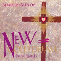 "SIMPLE MINDS - NEW GOLD DREAM (81 - 82 - 83 - 84) ""BRA"""