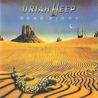 "URIAH HEEP - HEAD FIRST ""BRA"""