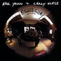 "NEIL YOUNG & CRAZY HORSE -  RAGGED GLORY ""BRA"""