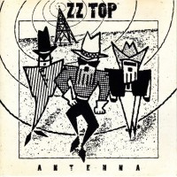 "ZZ TOP - ANTENNA ""BRA"""