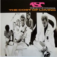 "STYLE COUNCIL - THE COST OF LOVING ""BRA"""