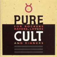 "CULT- PURE CULT (FOR ROCKERS  RAVERS...)""BRA"""