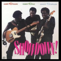 ALBERT COLLINS & OTHERS  SHOWDOWN!