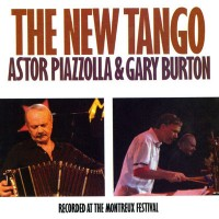 Astor Piazzolla & Gary Burton The New Tango (Suite For Vibraphone And New Tango Quintet)