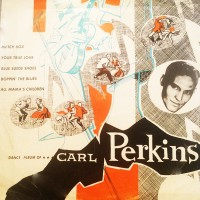 Carl Perkins Dance Album Of Carl Perkins