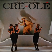 """KID CREOLE & THE COCONUTS CRE-OLE (THE BEST OF KID CREOLE...) """"BRA"""""""