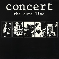 "CURE - CONCERT (THE CURE LIVE) ""BRA"""