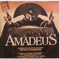 LP Amadeus Original Soundtrack Recording 2xLP, Album, Gat