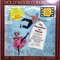 LP An American In Paris Les Girls OST